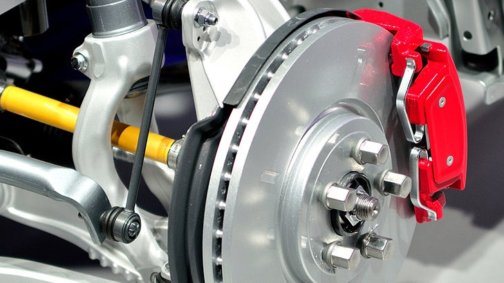 Complete Guide to Car Suspension