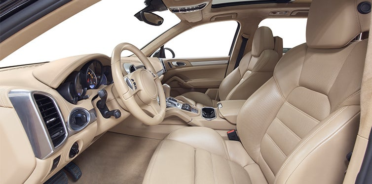 interior car leather
