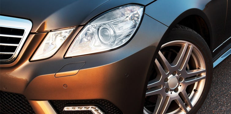 car front headlights