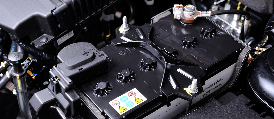 how to clean the battery terminals on a car
