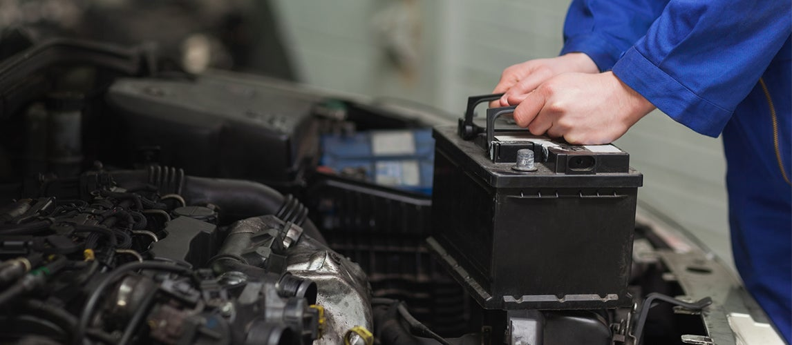how to safely remove your car battery