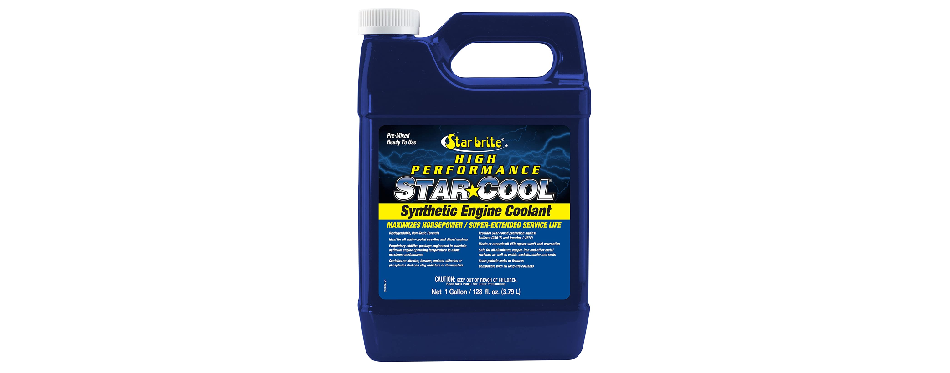 Star brite Star-Cool Premium Synthetic PG Engine Coolant