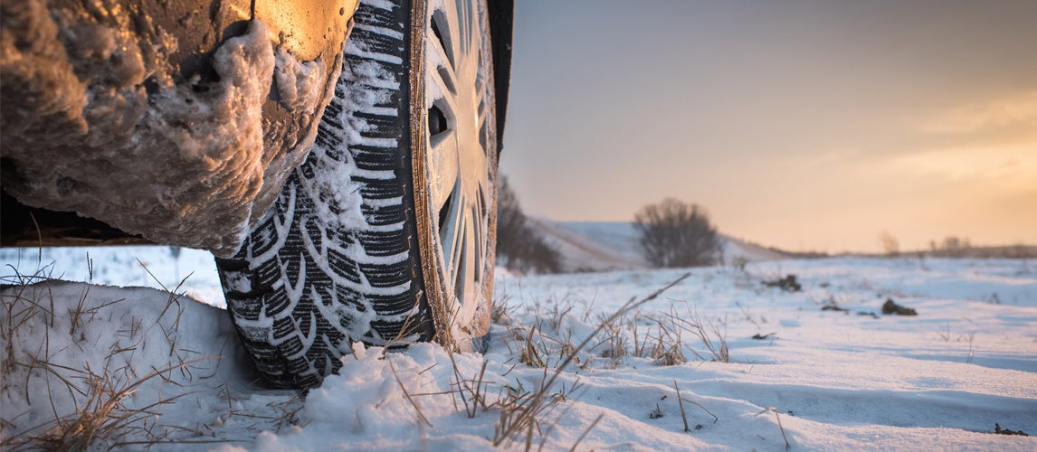snow and winter tires vs all season tires