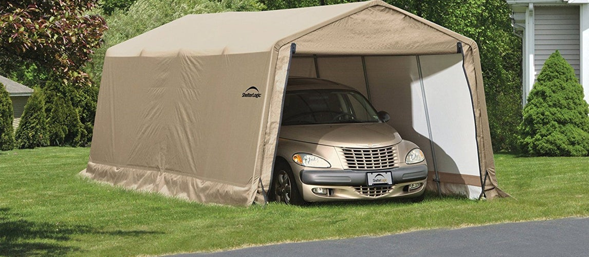 The Best Portable Garages Review In 2020 Car Bibles