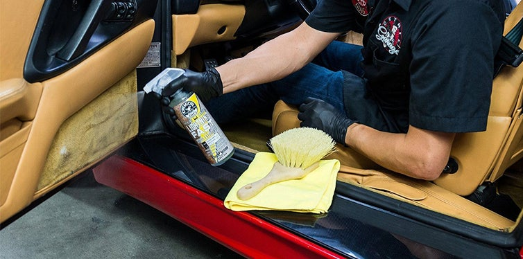 car carpet cleaner