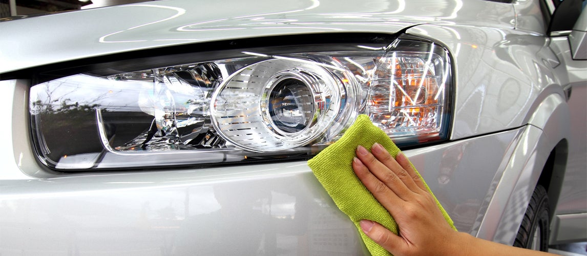 steps to remove sap from your car