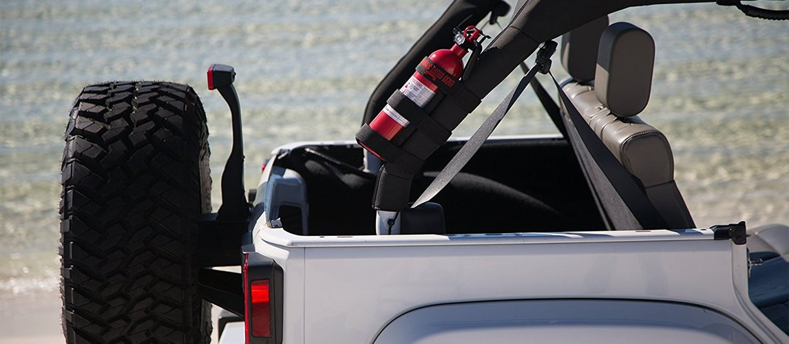 5 best fire extinguishers for cars