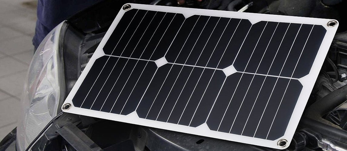 The Best Solar Car Battery Chargers (Review & Buying Guide) in 2019