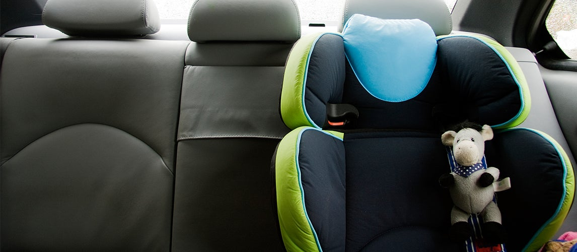 transitioning from an infant to a convertible car seat