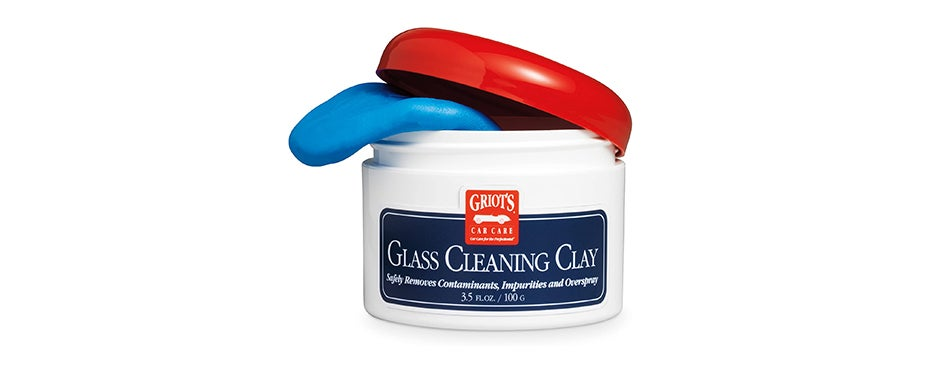 Griot's Garage 11049 Glass Cleaning Clay