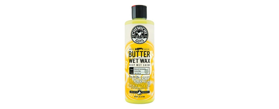 WAC 201 Butter Wet Wax by Chemical Guys
