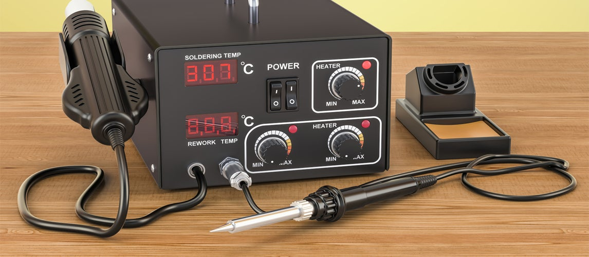 who makes the best soldering irons