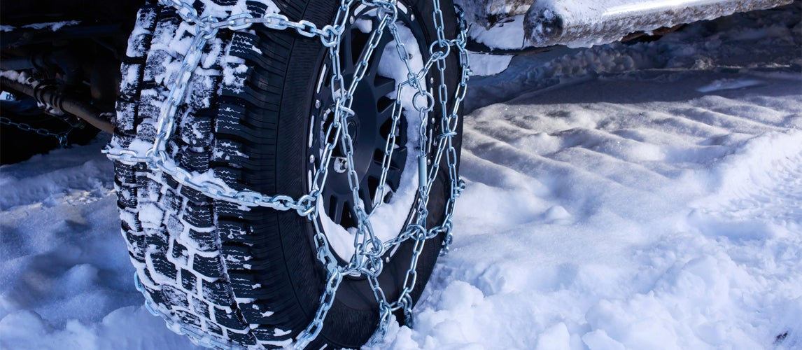The Best Tire Chains for Snow (Review & Buying Guide) in 2019