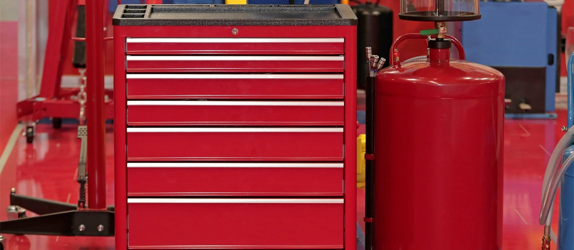 The Best Tool Chests (Review & Buying Guide) in 2019