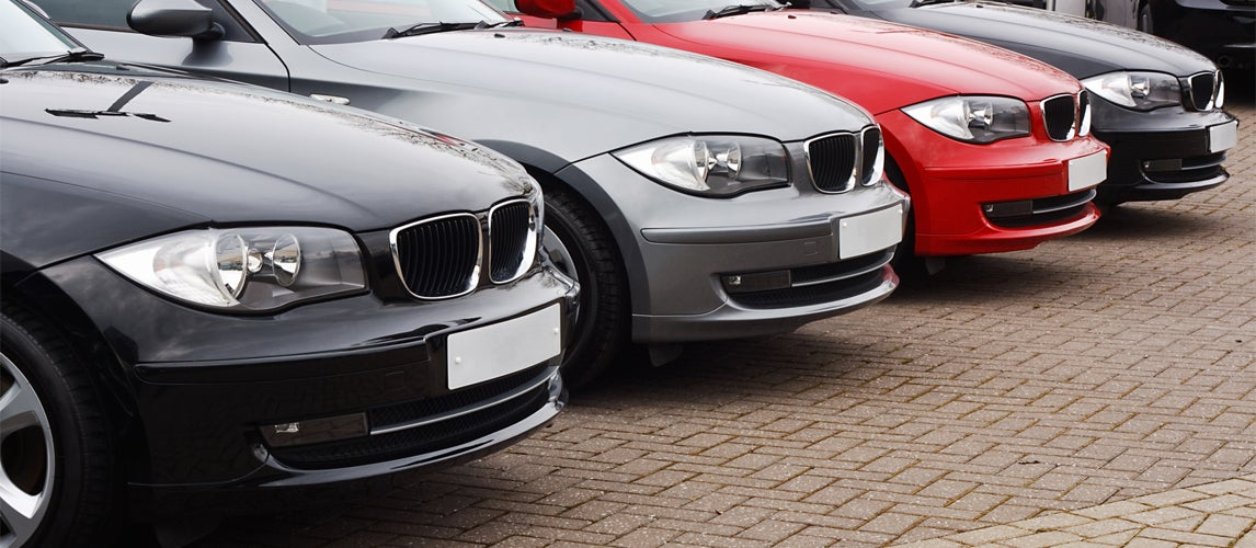 how to buy a car with bad credit