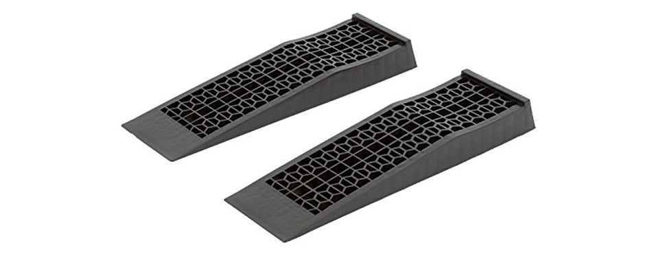 Best Car Ramps (Review & Buying Guide) in 2020