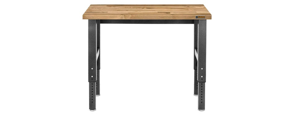 gladiator 4-foot hardwood workbench
