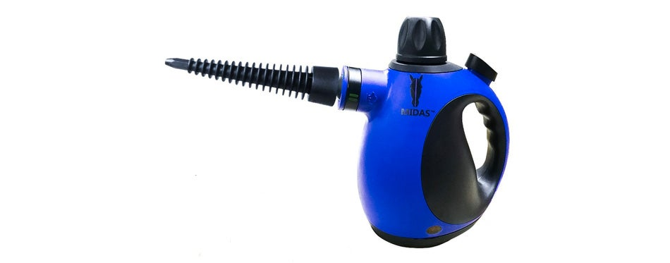 Midas Multi-Purpose Handheld Steam Cleaner