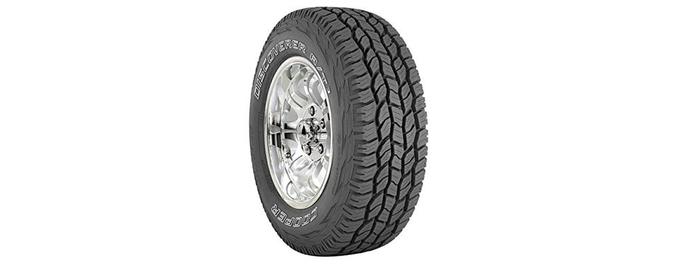cooper discoverer a-t3 traction radial tire