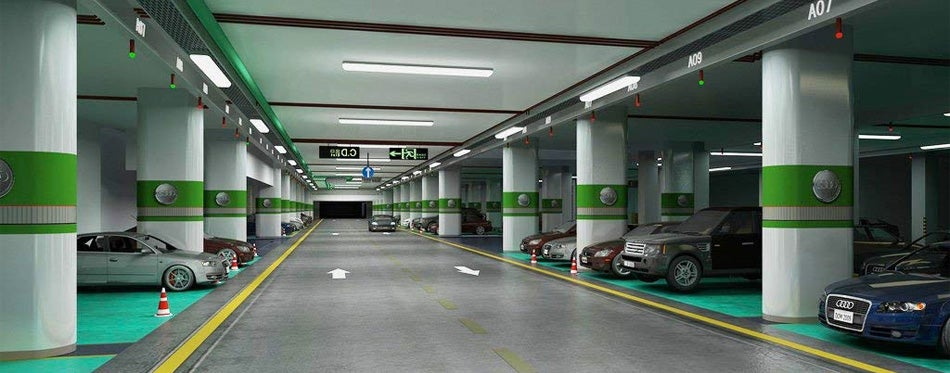 led lightening for garages
