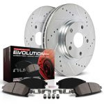 power stop k137 front z23 evolution brake