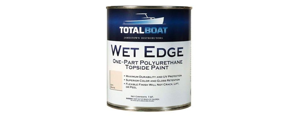 total boat wet edge topside paint