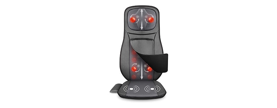 CooCoCo Back Massager with Heat