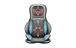 Comfier Neck and Back Massager with Heat]