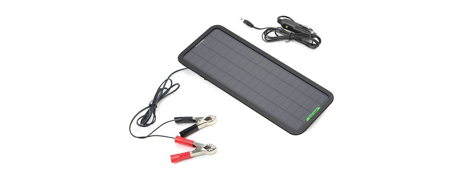The Best Solar Car Battery Chargers (Review & Buying Guide) in 2020