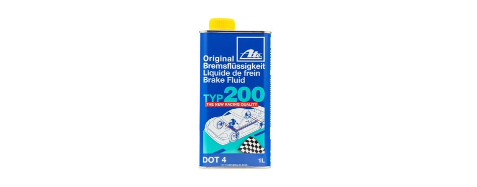 ATE Original TYP 200 DOT4 Brake Fluid