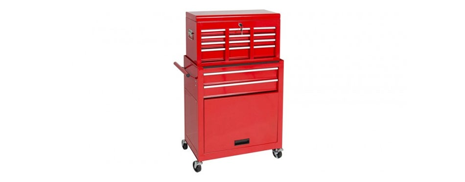 best choice products portable top chest tool box