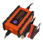 black decker bc6Bdw 6amp automatic battery charger