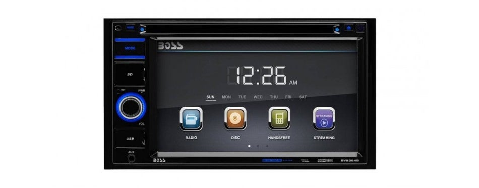 The Best Touch Screen Car Stereos (Review & Buying Guide) in 2020