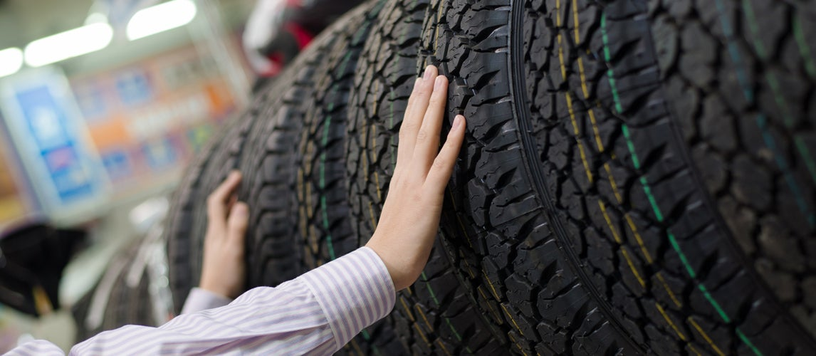 buying used tires