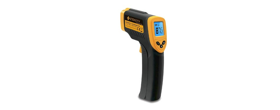 etekcity lasergrip 774 non-contact digital laser infrared thermometer temperature gun