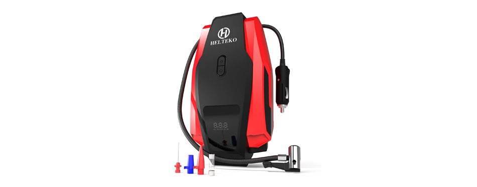 helteko digital tire inflator