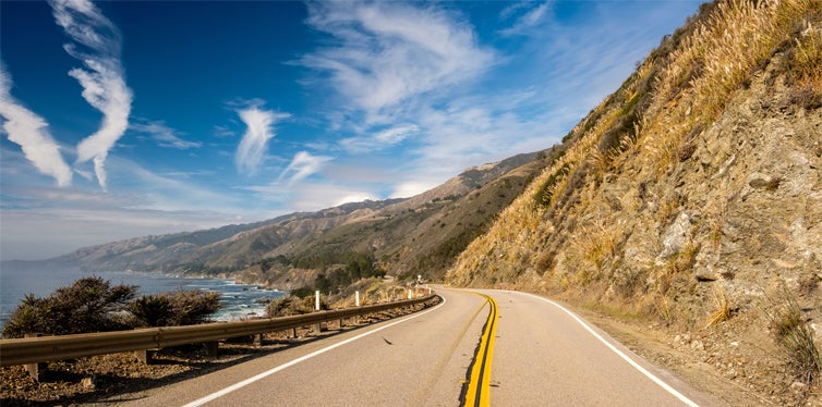 highway 101, california