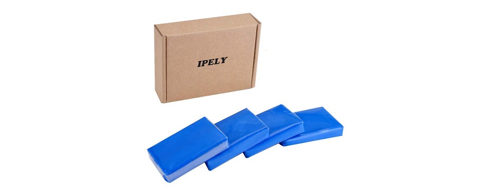 ipely 4 pack car clay bars