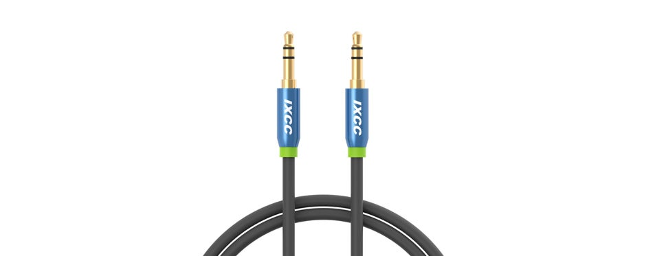 ixcc 3 ft tangle free male to male 3.5mm