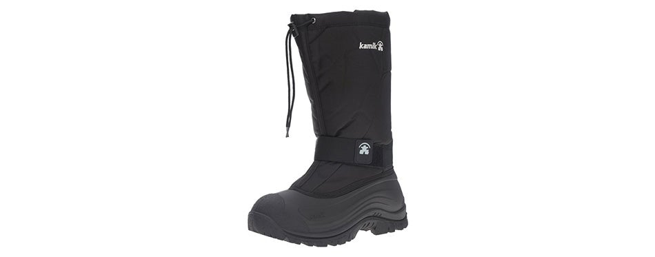 kamik men's greenbay cold weather boot