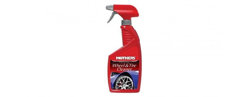 mother's 05924 foaming wheel & tire cleaner