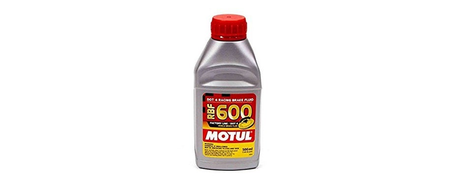 Motul DOT4 Racing Brake Fluid