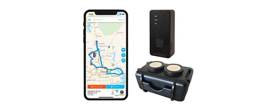 optimus tracker gps tracker with magnet case