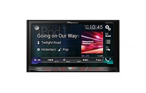 pioneer touch screen car stereo