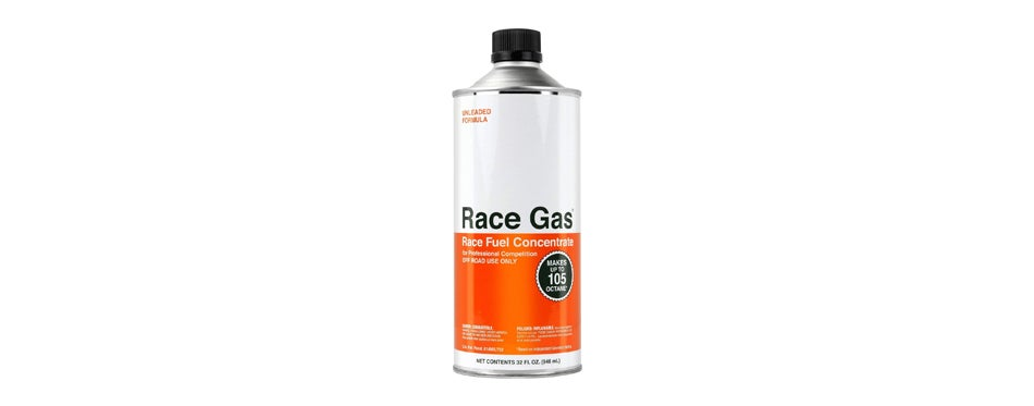 Race-Gas Race Fuel Concentrate 100 To 105 Octane