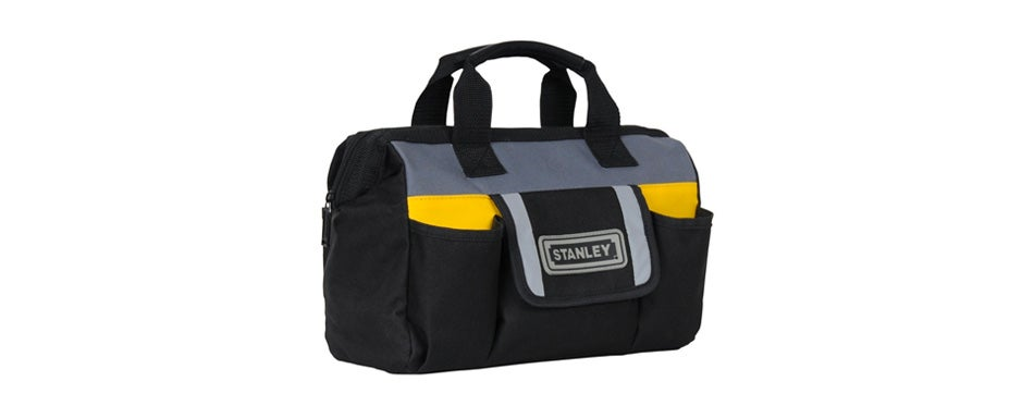 stanley 12 inch soft sided tool bag