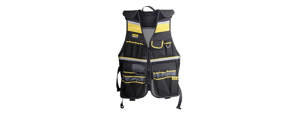 The Best Tool Vests (Review & Buying Guide) in 2020