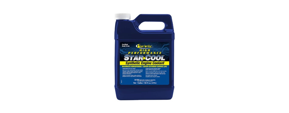 Star brite Star-Cool Premium Synthetic PG Engine Coolan