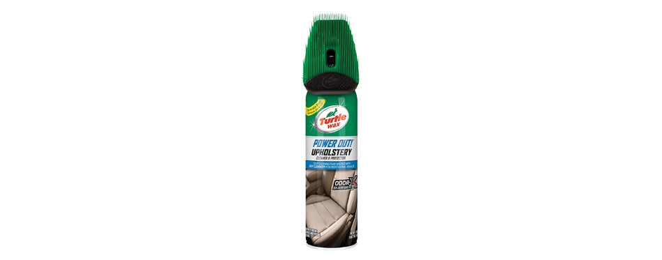 T-246R1 Power Out! Upholstery Cleaner Odor Eliminator by Turtle Wax