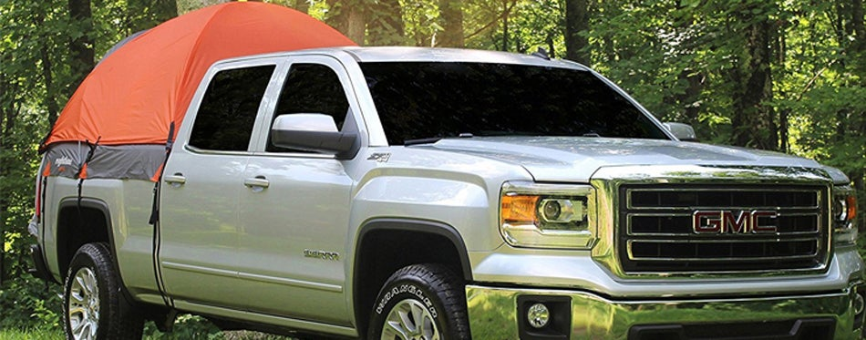 Truck Bed Tent 2